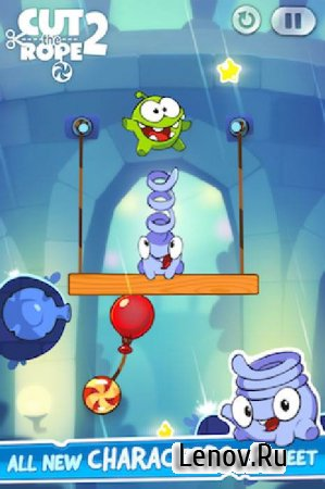 Cut the Rope 2 v 1.17.4 (Mod Money)