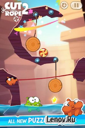 Cut the Rope 2 v 1.19.2 (Mod Money)