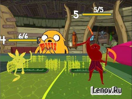Card Wars - Adventure Time (обновлено v 1.11.0) Мод (свободные покупки)