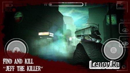 Jeff The Killer: Nightmare v 1.0
