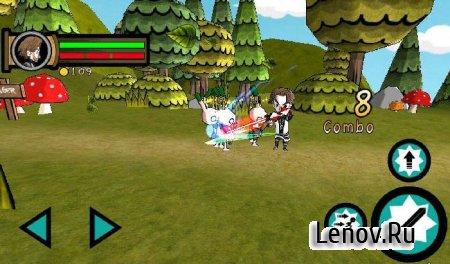 Mission Sword (обновлено v 1.6) (Mod Money)