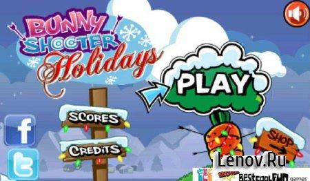 Bunny Shooter Christmas Free v 1.3