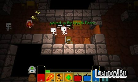 Dungeon Madness v 2.0.1 Mod (Unlimited Gold/Skill Points)
