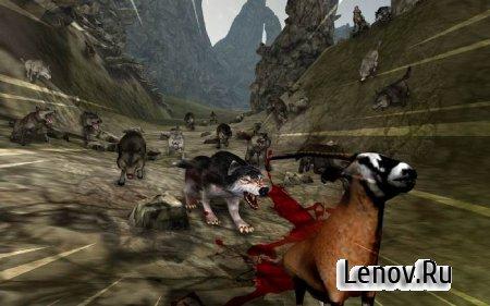 Life Of Wolf 2014 (обновлено v 1.6) Мод (много Points)