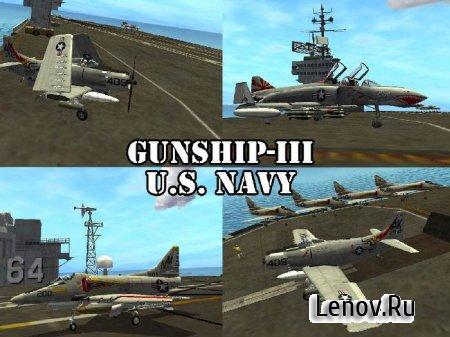 Gunship III - U.S. NAVY v 3.8.5 Mod (Unlocked)