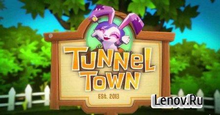 Tunnel Town (обновлено v 1.5.5) Мод (бесконечное золото и алмазы)