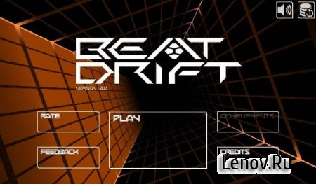 BEAT DRIFT v 1.0.0