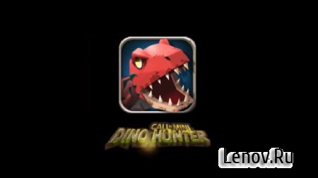 Call of Mini™ Dino Hunter (обновлено v 3.1.7) (Online) Mod (Unlimited Gold/Gems)