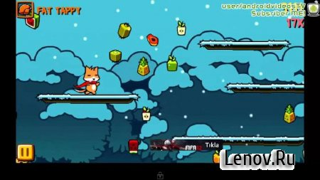 Tappy Run Xmas Christmas Game v 1.2 Мод (много денег)