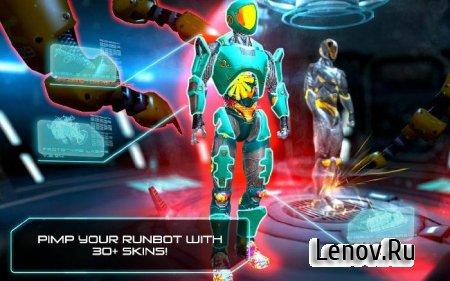 RunBot v 3.4.1 Mod (Unlimited Battery Cells & Super Cores)