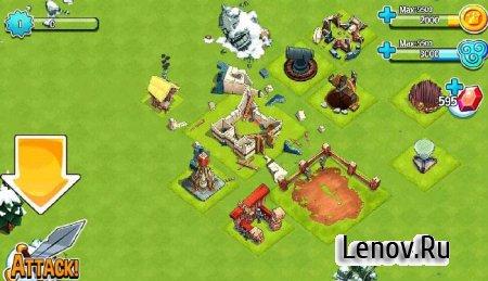 Battle Heroes:Clash of Empires v 1.0.3 Мод (свободные покупки)