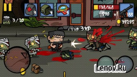 Zombie Age 2 v 1.2.3 Мод (unlimited money/ammo)