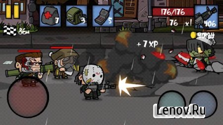 Zombie Age 2 v 1.2.7 Мод (unlimited money/ammo)