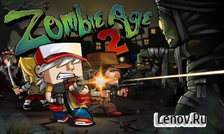 Zombie Age 2 v 1.3.1 Мод (unlimited money/ammo)