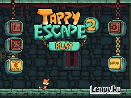 Tappy Escape 2-Spooky Castle v 1.0.6 Мод (много денег)