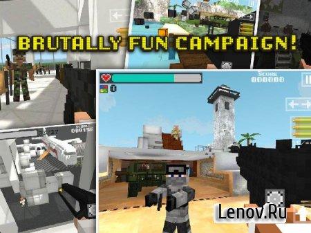 Block Gun 3D: Ghost Ops Pro (обновлено v 1.0.2)