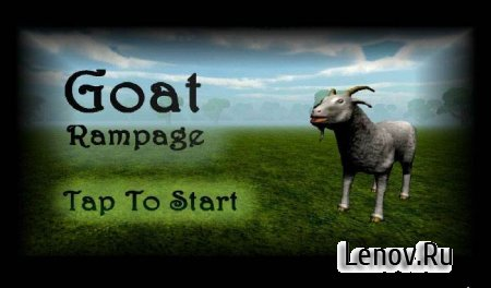 Goat Rampage (обновлено v 2.3.1) Мод (много денег)