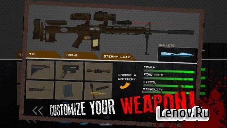 Clear Vision 3 - Sniper Shooter (обновлено v 1.0.7) Mod