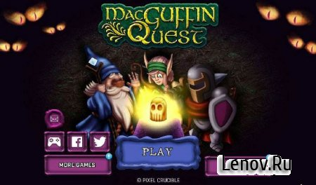 MacGuffin Quest v 3.1 Mod (Unlimited Gold/Gems)