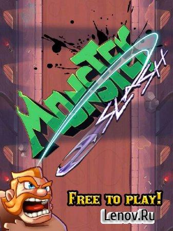 Monster Slash - RPG Adventure (обновлено v 1.0.6) Мод (свободные покупки)
