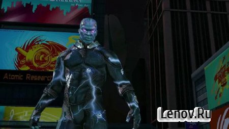 The Amazing Spider-Man 2 / Новый Человек-паук 2 v 1.2.8d Мод (много денег))