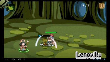 Hero Gladiator (Герой Гладиатор) v 1.1.3 Mod (Unlimited Money)