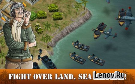 Battle Islands v 5.3.1 Мод (Unlimited Gold/Cash)