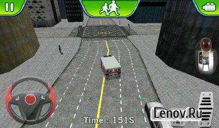 Ambulance Parking 3D Extended (обновлено v 1.6)
