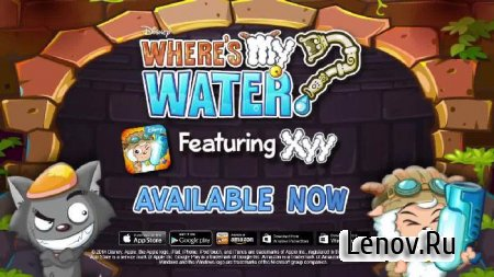 Where's My Water? Feat. XYY v 1.0 Mod (Unlimited Coins)