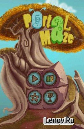 Portal Maze v 1.216 (Mod Money)