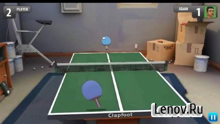 Ping Pong Masters v 1.0.4 Mod (Unlimited Coins)