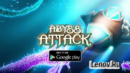 Abyss Attack (обновлено v 1.1.3) Мод (много кристаллов)