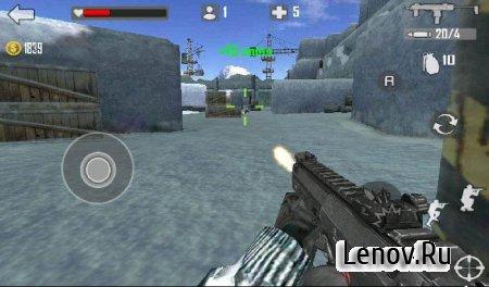 Dead Strike 3D v 1.0.2 (Mod Coins)