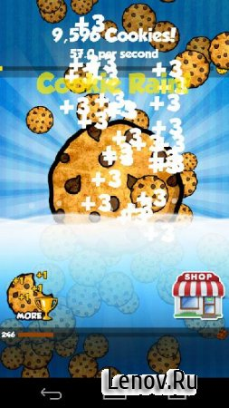 Cookie Clickers™ v 1.45.30 Mod (Unlimited Lottery and Bingo)
