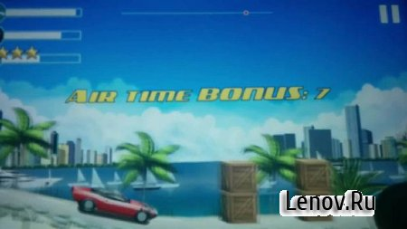 Stunt Car Challenge 2 v 1.17 Мод (много денег)