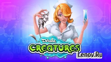 Doodle Creatures HD v 2.3.35 Мод (много денег)
