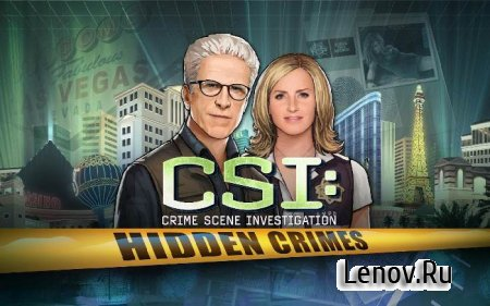 CSI Hidden Crimes v 2.60.4 Мод (Infinite Cash/Coins/Energy)