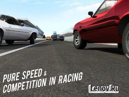Real Race: Asphalt Road Racing v 1.0