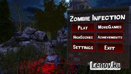 Zombie Infection v 1.19.0 Мод (много денег)