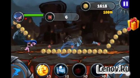 Devil Assassin Evil Ninja (обновлено v 1.2) Мод (много денег)
