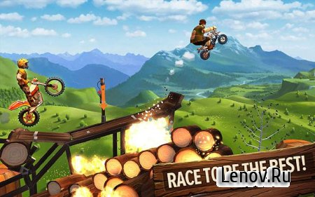 Trials Frontier v 6.3.0 (Mod Money)