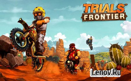 Trials Frontier v 7.1.0 (Mod Money)