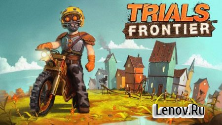 Trials Frontier v 7.3.0 (Mod Money)
