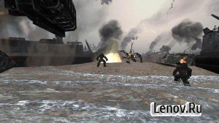 Edge of Tomorrow Game (обновлено v 1.0.3) Мод (много патронов)