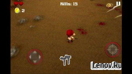 Tsolias vs Zombies 3D v 1.3