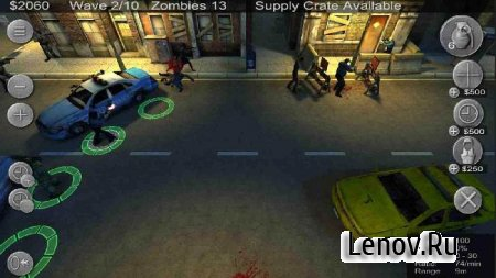 Zombie Defense v 12.4 (Mod Money)