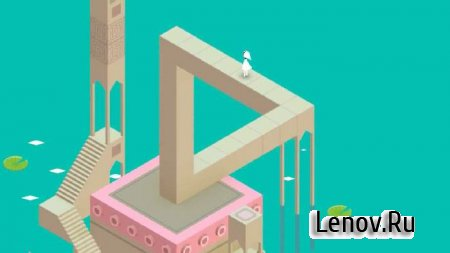 Monument Valley v 2.7.9 Мод (открыты все уровни)