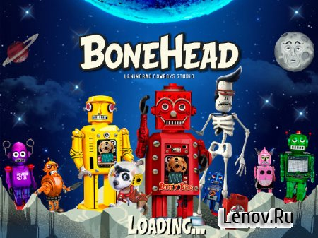 Bonehead Puzzle v 1.0.2