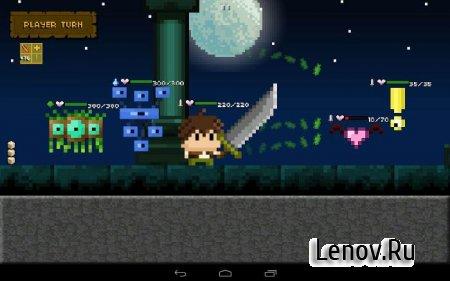 Tiny Dice Dungeon v 1.23.1 Мод (много денег)