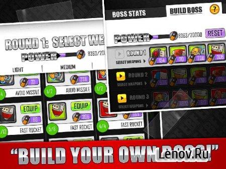 Endless Boss Fight (обновлено v 1.24) Мод (много денег и жизней)
